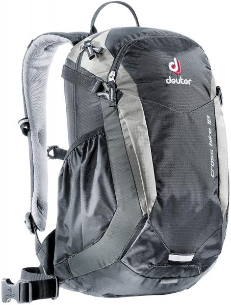 Велорюкзак Deuter Cross Bike 18 чёрный
