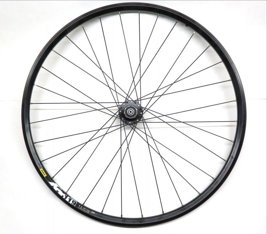Велосипедное колесо со спицами
