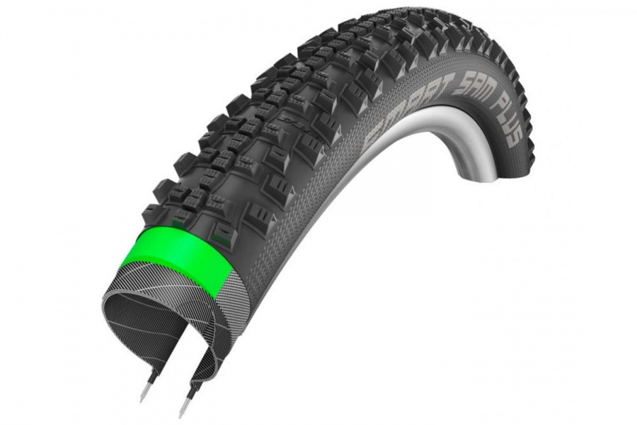 Велопокрышка 29x2.1 Schwalbe Smart Sam PLUS