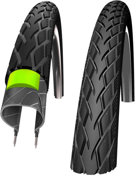 Велопокрышка 40-622 Schwalbe Marathon Green Guard