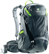 Велорюкзак Deuter Trans Alpine 24 серый