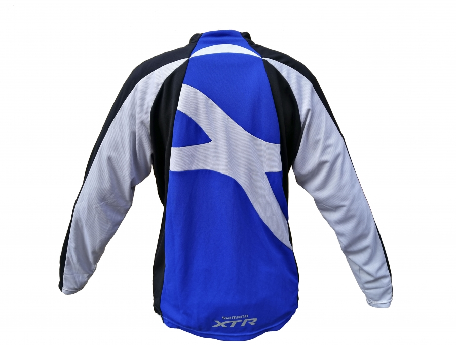 Джерси Shimano XTR MTB Long Sleeve